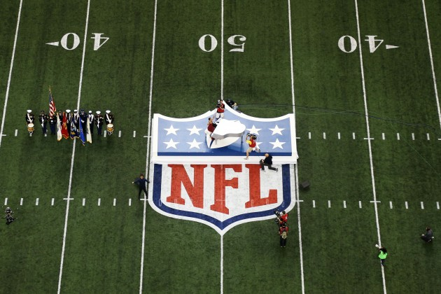 NFL Logo - Getty Images