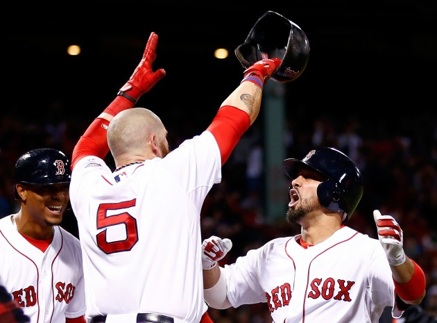 Boston Red Sox - Getty Images