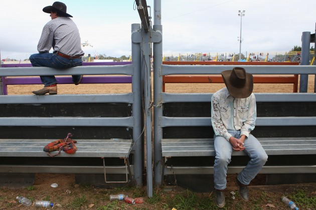 2013 Mareeba Rodeo - Chris Hyde/Getty Images