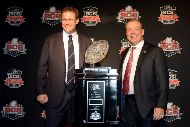 Vizio BCS National Championship - Coaches News Conference - Getty Images