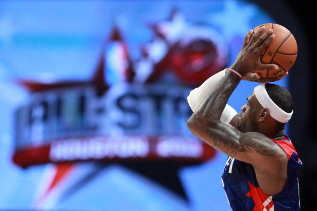 NBA All-Star Game - Getty Images