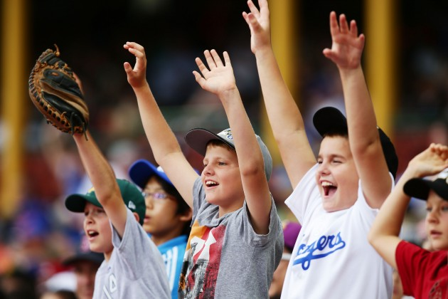 Los Angeles Dodgers v Arizona Diamondbacks - Getty Images