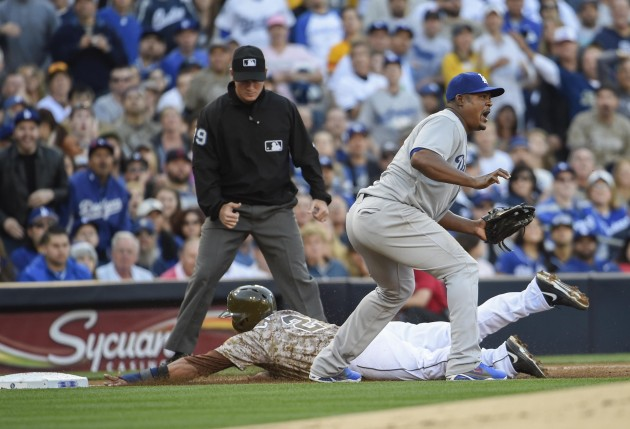 Los Angeles Dodgers v San Diego Padres - Denis Poroy/Getty Images