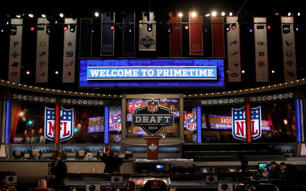 NFL Draft - Getty Images