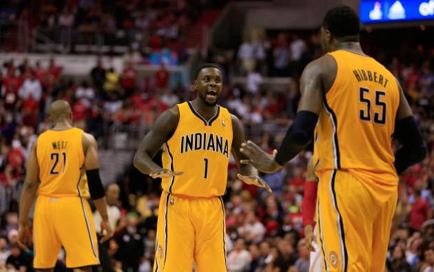 Indiana Pacers v Washington Wizards - Game Four - Getty Image