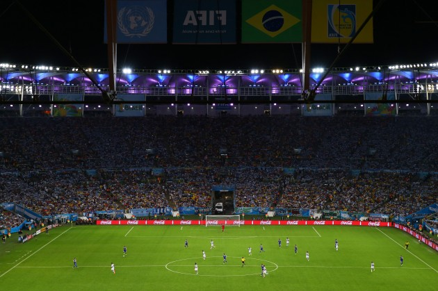 2014 FIFA World Cup Brazil - Getty Images