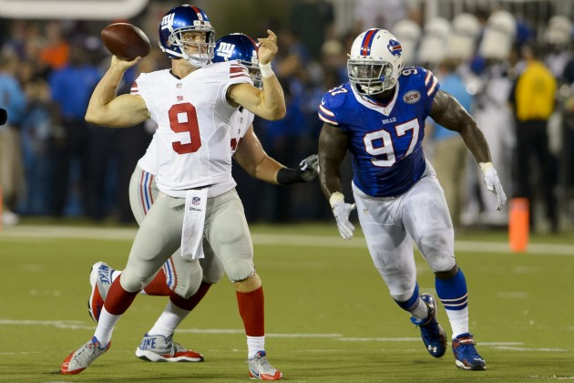 NFL Hall of Fame Game - New York Giants v Buffalo Bills - Jason Miller/Getty Images
