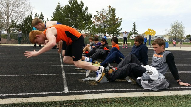 Casper High School Track & Field